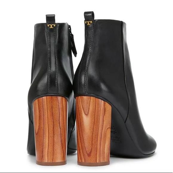 0d139d69535758 Tory Burch Black Raya Boots Booties. M 5b5da137e9ec898931b0a628